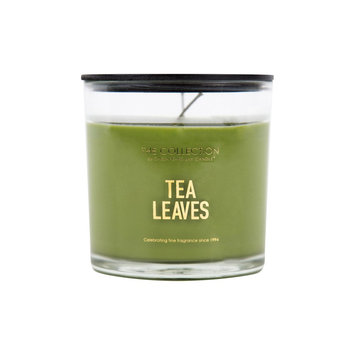 Pacific Trade Jar Candle - Tea Leaves - THE Collection, Green