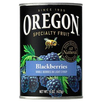 Oregon Fruit Products Oregon Blackberries 15oz, Fruit