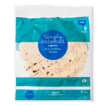 Tortilla 10 8-CT - Simply Balanced