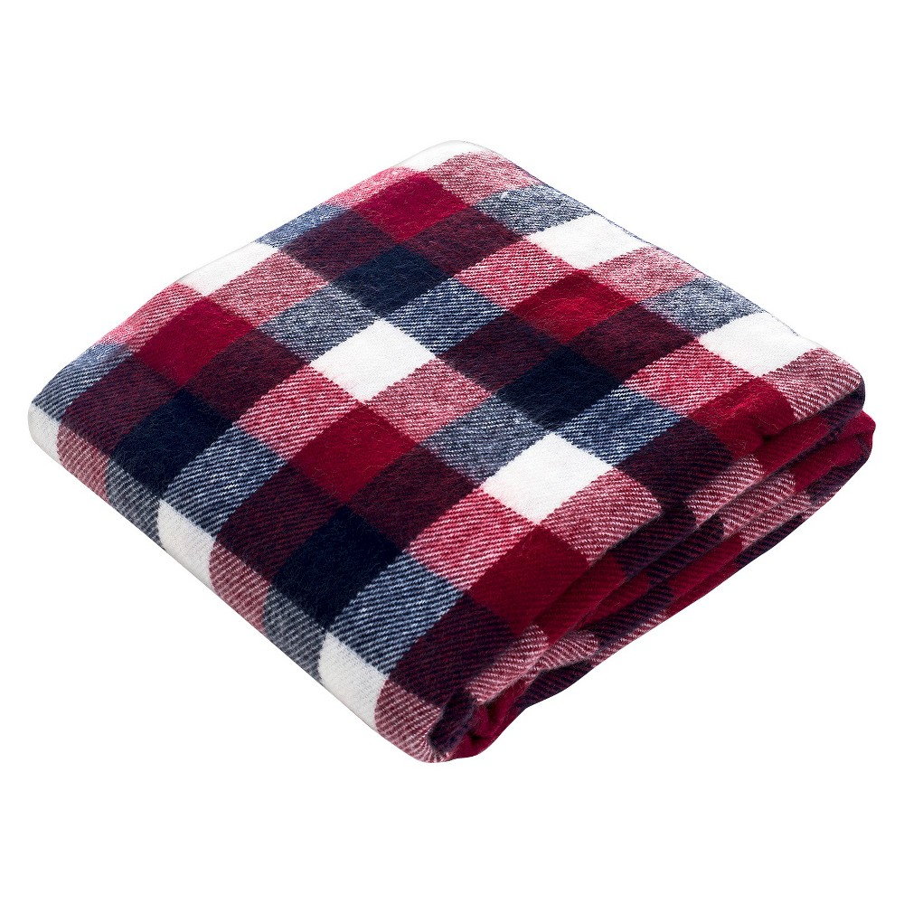Trademark Global Games Yorkshire Home Cashmere Like Throw - Multi-Colored (50