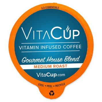 VitaCup Vitamin Infused Coffee Pods - Gourmet House Blend
