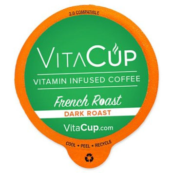 VitaCup Vitamin Infused Coffee Pods - French Roast