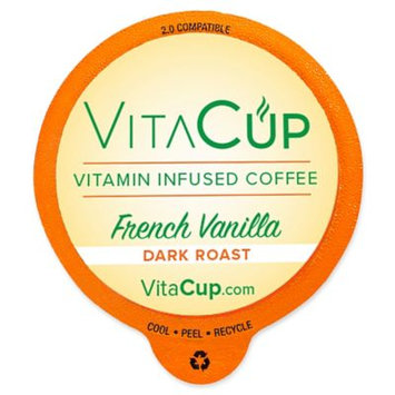 VitaCup Vitamin Infused Coffee Pods - French Vanilla
