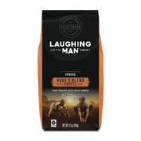 Laughing Man® 12 oz. Hugh's Blend Ground Coffee
