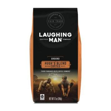 Laughing Man® 12 oz. Hugh's Blend Ground Coffee