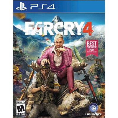 Ubi Soft Far Cry: 4 Pre-Owned (PlayStation 4)