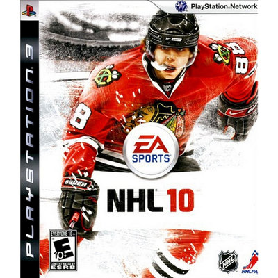 Electronic Arts NHL 10 Pre-Owned (PlayStation 3)