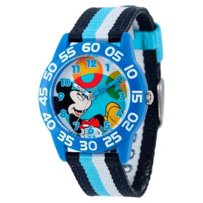 Desigual Boys' Disney Mickey Mouse Plastic Watch - Multicolor, Boy's, Mutli Color