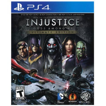 Warner Brothers Pre-Owned Injustice: Gods Among Us Ultimate Edition for Sony PS4