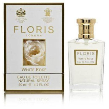 Floris London White Rose for women 3.4 oz Eau De Toilette EDT Spray : Personal Fragrances : Beauty [3.4 oz]
