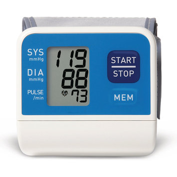 Omron up & up Automatic Wrist Blood Pressure Monitor