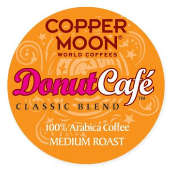 Copper :moon Copper Moon Coffee Aroma-Cups, Donut Cafe, 14.12 Oz, Pack Of 40