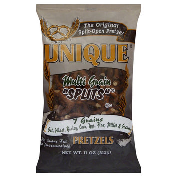 Uniqone Unique Whole Wheat Pretzels 11 oz 12 pk