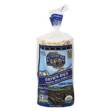 Lundberg Lightly Salted Brown Rice Cakes 8.5 0z 12 pk