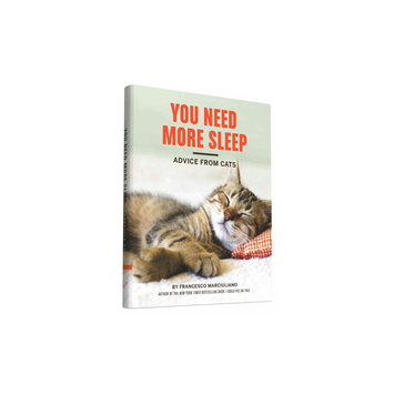 You Need More Sleep (Hardcover)
