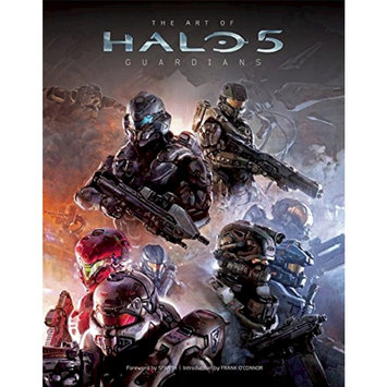 Art of Halo 5: Guardians (Hardcover)
