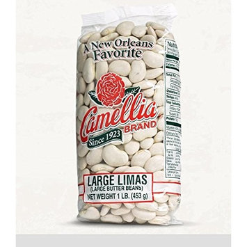 Camellia Brand - Baby Lima Beans, Dry Bean