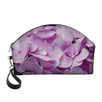 Nopersonality Lavender Makeup Bag Handy Travel Electronics Accessories Organizer