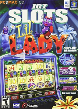 Masque Publishing IGT Slots: Lil' Lady (PC & MAC Games)