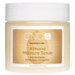Cnd Creative Nail Spa Manicure Almond Moisture Scrub 17.5 oz