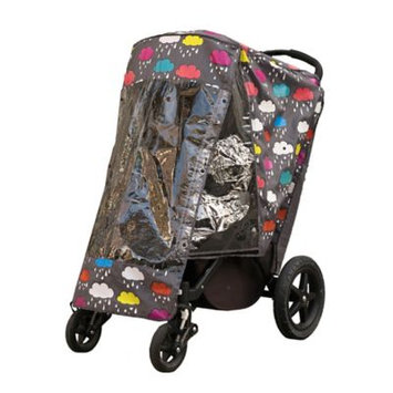 Infant Rosie Pope Stroller Rain Cover, Size One Size - Grey