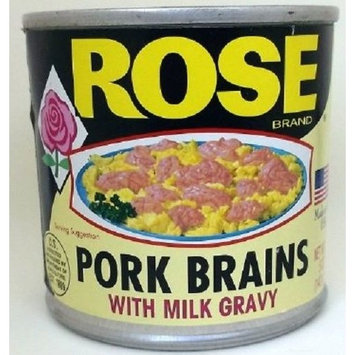Rose Brand Pork Brains w/ Milk Gravy (5 oz.)