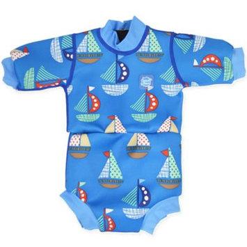 Splash About Happy Nappy Set Sail Wetsuit - 3-8 Months