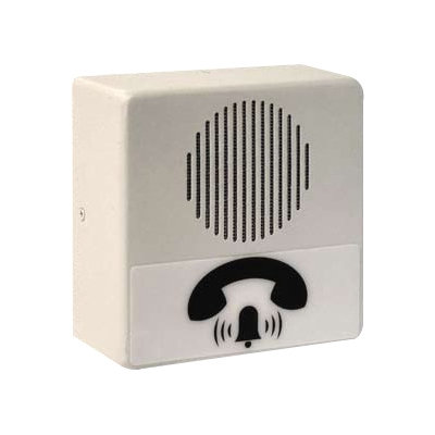 CyberData V3 SIP Office Ringer - Network (RJ-45) - Phone Line (RJ-11) - Desktop
