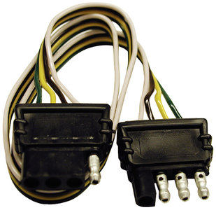 Peterson V5401 4-Way To 4-Way Harness Extension 30in