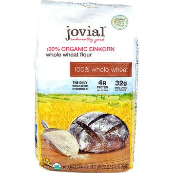 Jovial 100% Organic Einkorn Whole Wheat Flour -- 32 oz