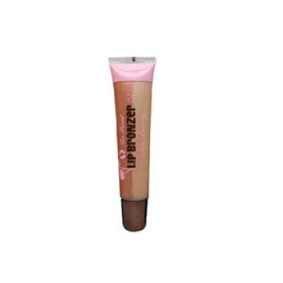 Too Faced Lip Bronzers Lip Gloss, Sun Bunny .5 oz (15 ml)