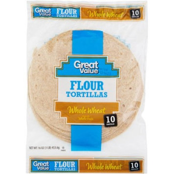 Great Value Whole Wheat 8