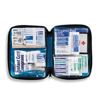 First Aid Only Soft Pack 131-Piece First Aid Kit