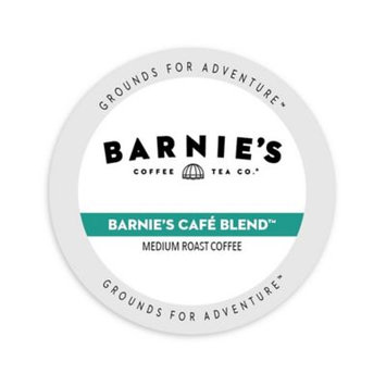 Single Cup Coffee Barnie's Coffee Kitchen Barnie's Blend Single-serve K-Cup Portion Pack