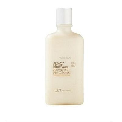 ULTA Luxe Creamy Lather Body Wash in Coconut + Almond Milk