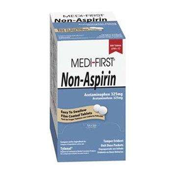 Non-Aspirin, Tablets, Acetaminophen, PK 500