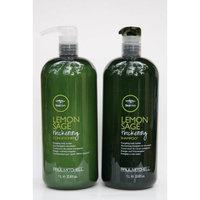TEA TREE Lemon Sage Shampoo and Conditioner 33.8 oz