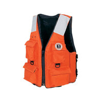 Cwr Products Mustang Survival Four Pocket Flotation Vest Vest; Xl