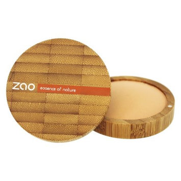 Zao Organic Makeup - Matifying Cooked Powder Luminous Complexion 346 - 0.53 oz.