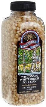 Fireworks Popcorn Wisconsin White Birch Popcorn, 6 pk