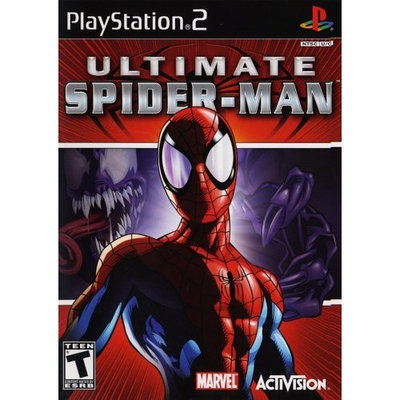 Activision Ultimate Spider-Man [Disc, Standard, PlayStation 2]