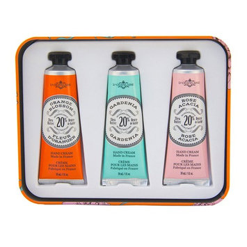 La Chatelaine, Hand Cream Trio, Orange, 3 - 1 fl oz (30 ml) Each [Scent : Orange]