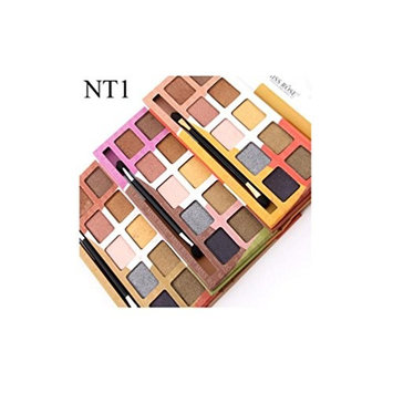 HP95(TM) 10 Colors Eyeshadow Palette Set Cosmetics Earth Color Eyeshadow Pallet