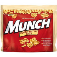 Munch Peanut Brittle Bites, 8 oz