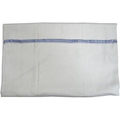 Prefold Diaper Single - Bleached - Premium
