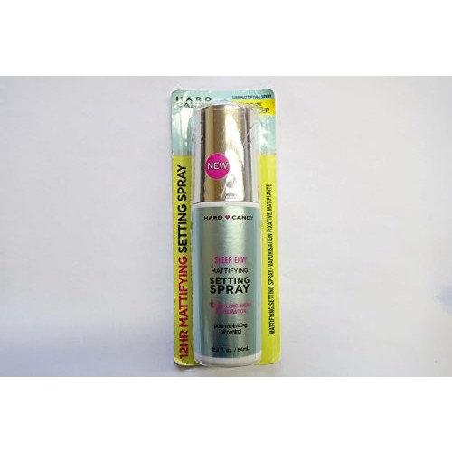 Hard Candy Sheer Envy 12 HR mattifying setting spray Pore Minimizer 1289