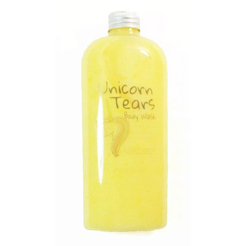 Unicorn Tears Body Wash: Sugared Lemon Scent, Infused with Coconut Milk and Marshmallow Root