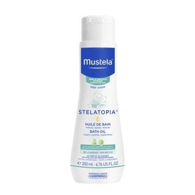 Mustela® Stelatopia Bath Oil