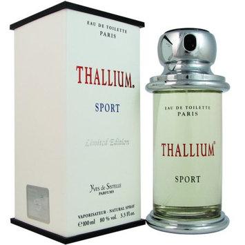 Thallium Sport LTD Men by Yves De Sistelle 3.4oz EDT SP