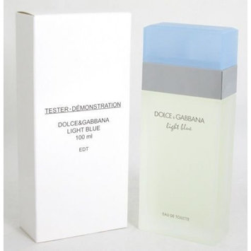 LIGHT BLUE Plain Box Eau de Toilette Spray for Women, 3.3 Fluid Ounce